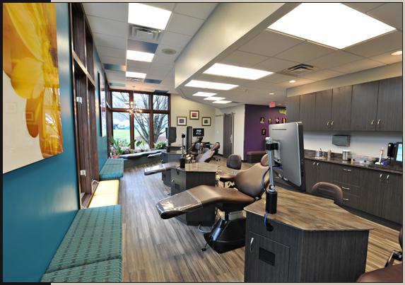 Medical dental interior design from fx design inc main for Hip office design
