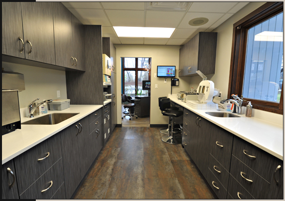 Medical dental interior design from fx design inc hip for Hip office design